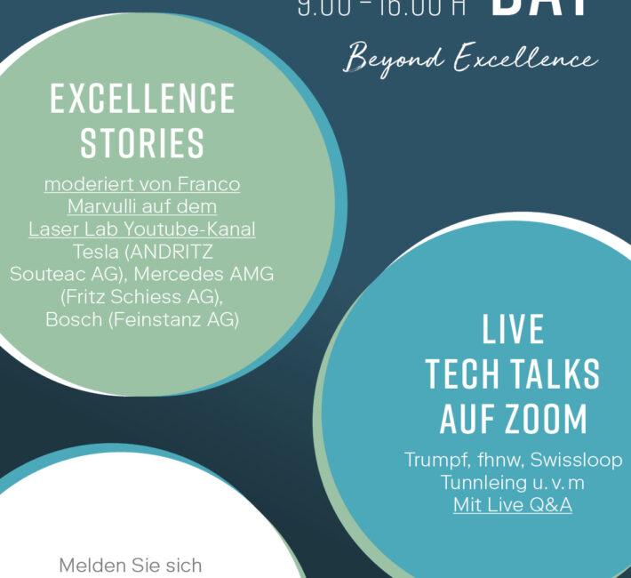 Laser Lab Momentum Day - Digital am 05.11.2021